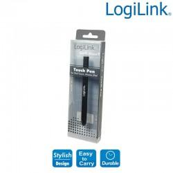 Logilink AA0010 - Touch Pen para Smartphone y Tablet, Negro | Marlex