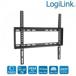 Soporte TV de Pared Fijo, 32-55'', 35 kg Logilink BP0009