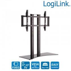 Logilink BP0024 -Soportes de suelo de Altura ajustable, 37-65'', 50 Kg