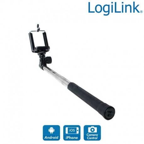 Logilink BT0031 - Palo extensible Bluetooth para Selfies | Marlex Conexion