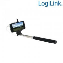 Palo extensible para Selfies Logilink BT0032