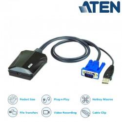 Adaptador para consola USB de portátil Aten CV211