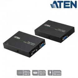 Aten VE150A - Extensor VGA sobre Cat5e/6 | Marlex Conexion