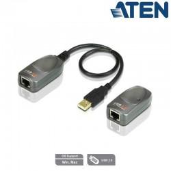 Extensor USB 2.0 sobre Cat.5e/ 6 (60m) Aten UCE260