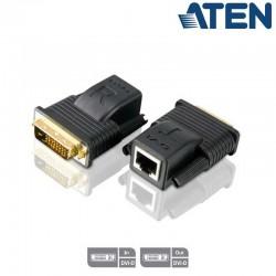 Mini Extensor DVI sobre Cat5e/6 Aten VE066