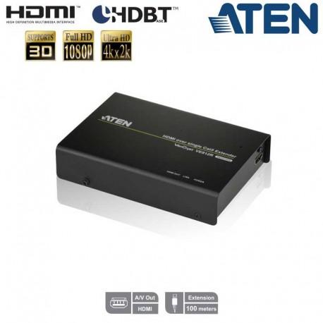 Aten VE812R - Receptor HDMI HDBaseT (Class A) | Marlex Conexion