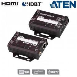 Extensor HDMI HDBaseT (Clase A), Diseño Compacto Aten VE811