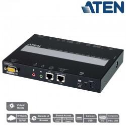 Unidad de control KVM por IP (VGA y serie) Aten CN9000