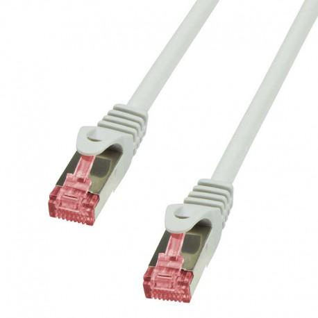 Logilink CQ2032S - Cable de Red RJ45 Cat. 6 S/FTP LSZH de 1m