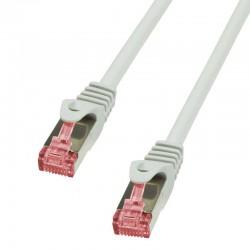 Logilink CQ2092S - Cable de Red RJ45 Cat. 6 S/FTP LSZH de 10m