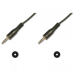 "2m Cable Audio Stereo Jack 3,5"" Macho-Macho Logilink CA1050"
