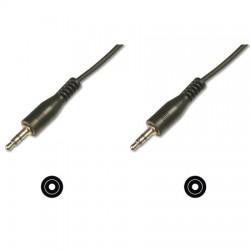"10m Cable Audio Stereo Jack 3,5"" Macho-Macho Logilink CA1053"