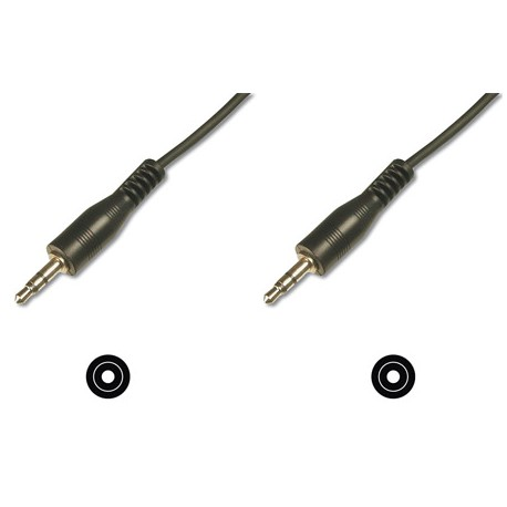 "Logilink CA1053 - 10m Cable Audio Stereo Jack 3,5"" Macho-Macho | Marlex Conexion"