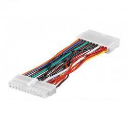 20cm Cable Adaptador de ATX 20 Hembra a BTX 24 Macho | Marlex Conexion