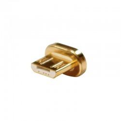 Logilink CU0117ADAP - Adaptador Magnético Micro USB para cable CU0117 | Marlex Conexion