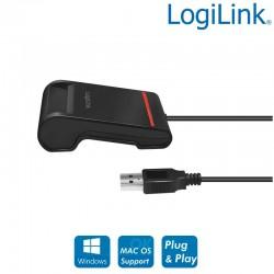 LogiLink CR0047 - Lector de Smart Card y DNIe, USB externo | Marlex Conexion