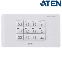 Aten VPK312K1 - Panel remoto de red de 12 teclas (UE, 2 unidades) con POE