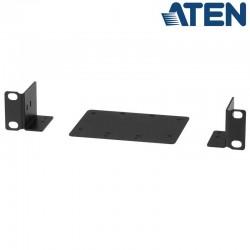 Aten 2X-021G - Kit para montaje en rack dual para KEs - Marlex Conexion