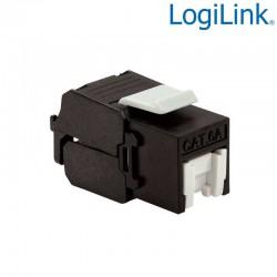 Logilink NK3999 | Conector Hembra RJ45 UTP Cat.6A Keystone