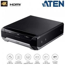 CAMLIVE™ PRO (captura de vídeo UVC de HDMI dual a USB-C) Aten UC3022