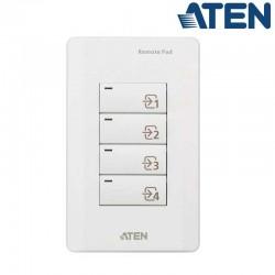 Aten VPK104 - Panel remoto de cierre de contacto de 4 teclas