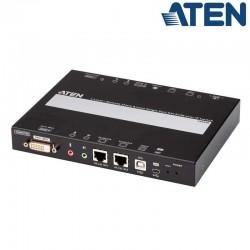 Unidad de control KVM por IP (DVI y RS-232) Aten CN9600