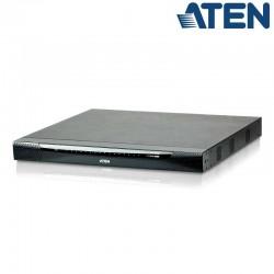 KVM Cat 5e/6 de 32 Puertos sobre IP de 3 buses con Audio y Virtual Media Aten KN2132A