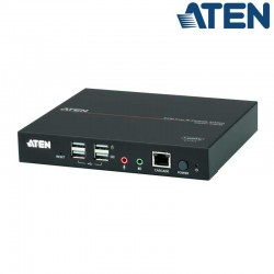 Consola Usuario Dual HDMI para Acceso Remoto Seguro sobre IP Aten KA8288