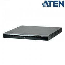 KVM Cat 5e/6 de 32 Puertos sobre IP de 2 buses con Audio y Virtual Media ATEN KN1132V