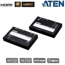 Extensor HDMI 4K Real HDBaseT (Clase B) POH Aten VE1830