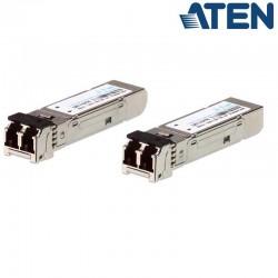Aten 2A-136G - Módulo transceptor SFP a 1,25 G de fibra multimodo (550 m)