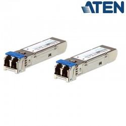 Aten 2A-137G - Módulo transceptor SFP a 1,25 G de fibra monomodo (10 km)