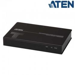 Transmisor compacto KVM USB- DisplayPort RS232 sobre LAN Aten KE9900ST