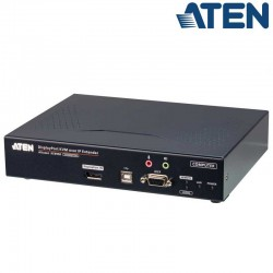 Transmisor KVM USB-DisplayPort 4K con Audio y RS232 sobre LAN Aten KE9950T