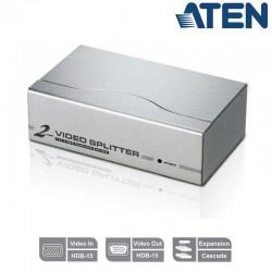 Aten VS92A - Video Splitter VGA 2 puertos (350 Mhz)