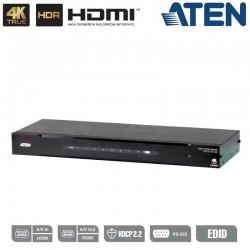 Aten VS0108HB - Video Splitter HDMI 4K Real de 8 Puertos (4096 x 2160 60Hz 4:4:4)
