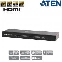 Aten VS1804T - Splitter HDMI 4 puertos sobre Cat5e/6