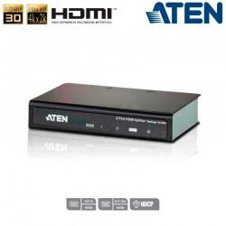 Aten VS182A - Video Splitter HDMI 4Kx2K de 2 puertos