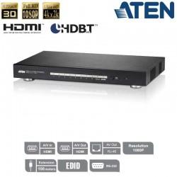 Aten VS1818T - Splitter HDMI 4K2K HDBaseT 8 puertos