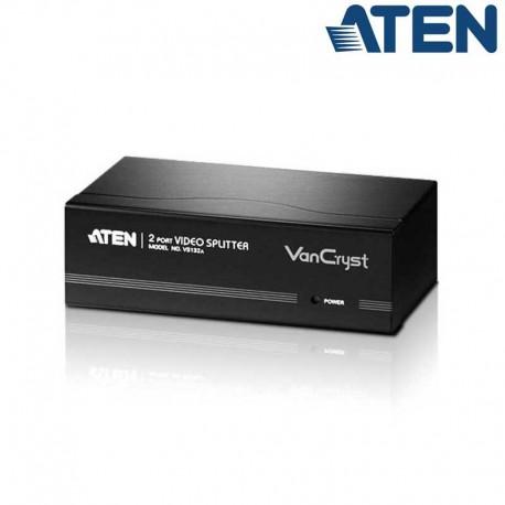 Aten VS132A - Splitter VGA de 2 puertos (450 MHz)