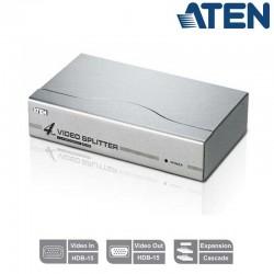 Aten VS94A - Video Splitter VGA 4 puertos (350 Mhz)