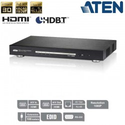 Video Splitter HDMI 4Kx2K HDBaseT de 4 Puertos Aten VS1814T