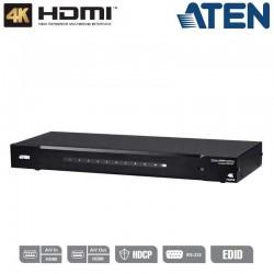 Video Splitter HDMI 4K de 10 Puertos (4096 x 2160 60Hz 4:2:0) Aten VS0110HA