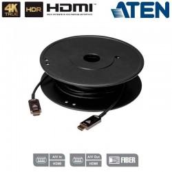 Aten VE781020 | 20m Cable óptico activo HDMI 2.0 4K real | Marlex
