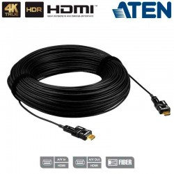 Aten VE7835 | 100m Cable óptico activo HDMI 2.0 4K real