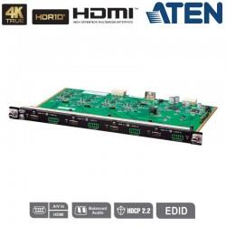 Aten VM7824 | Tarjeta de entrada HDMI 4K Real de 4 puertos | Marlex