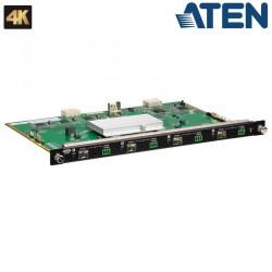 Aten VM8584K1 - Tarjeta de salida óptica 10G de 4 puertos (4K a 300 m , MM)