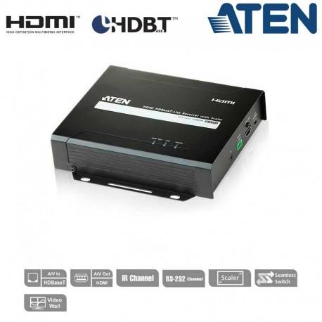 Aten VE805R - Receptor HDMI HDBaseT-Lite (Clase B) con Escalador   Marlex
