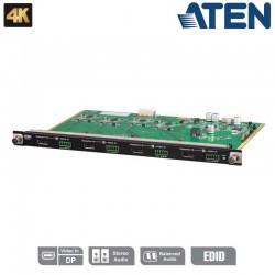 Tarjeta de entrada DisplayPort 4K de 4 puertos Aten VM7904