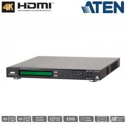 Aten VM6809H - Conmutador Matricial HDMI 4K 8x9 (Videowall)